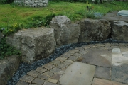 <h5>Large Limestone Rockery</h5>