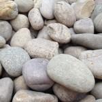50-80mm Scottish pebbles