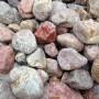 Peach cream cobbles