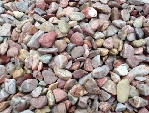 peach cream pebbles