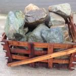 Glacial boulders