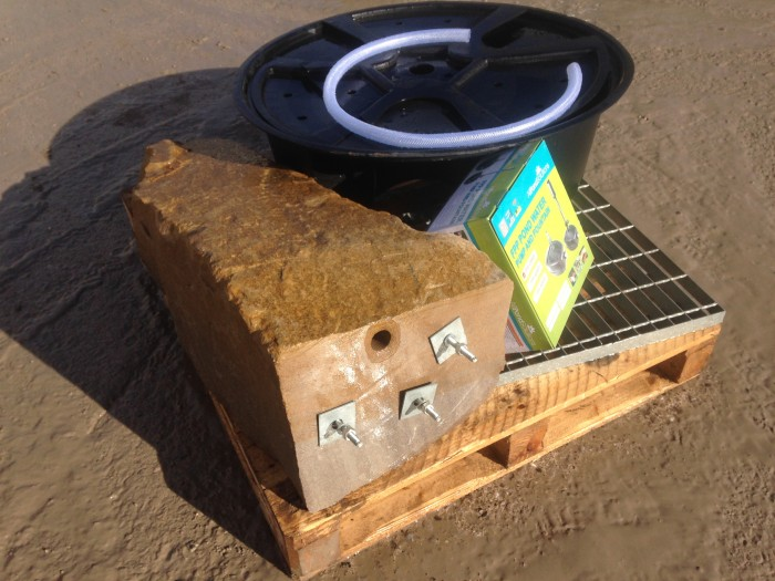 Sandstone Monolith Kit