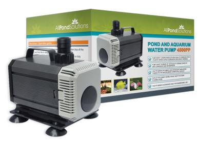 4500 pond pump