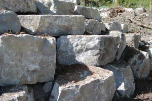 Large Limestone Rockery Stone