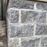 cropped & coursed limestone building stone