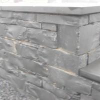 Grey Slate walling stone