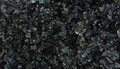Black glass aggregate