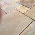 Antiqued Rustic Brown Sandstone