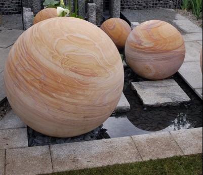 Sandstone Spheres